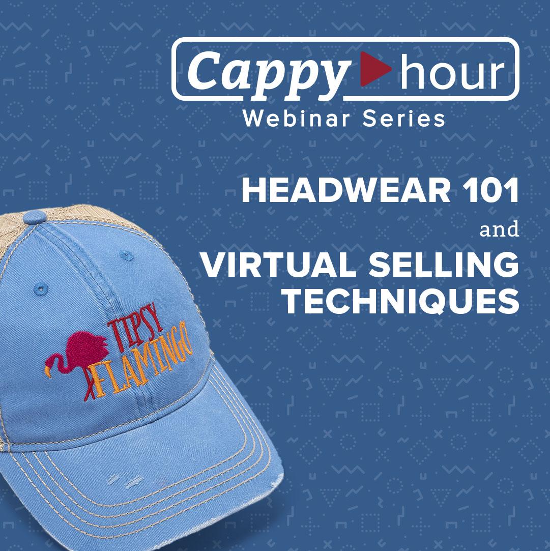 Headwear 101 Webinar
