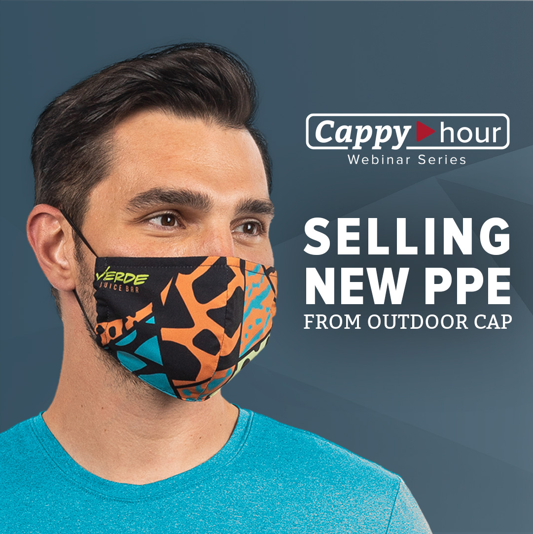 Selling New PPE from Outdoor Cap